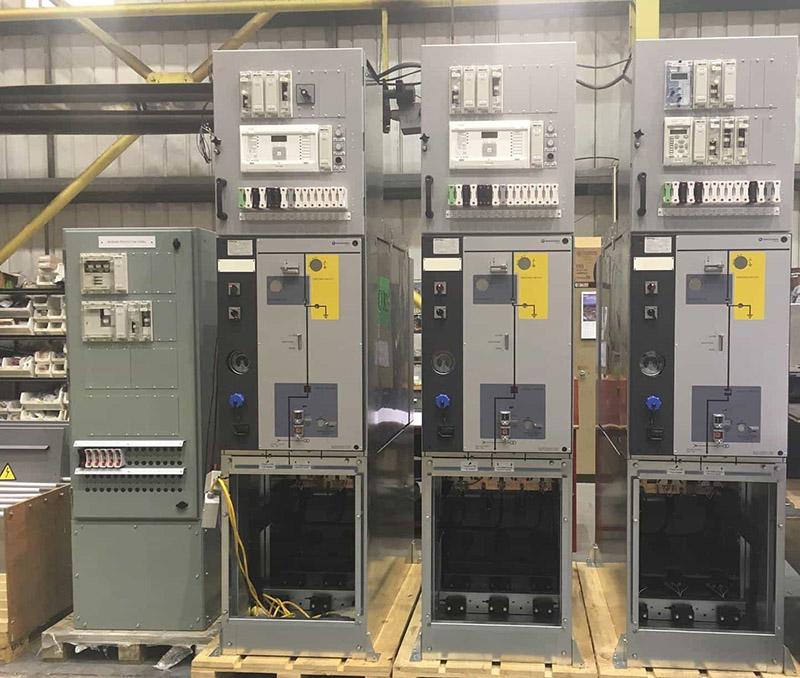 توزیع انرژی الکتریکی