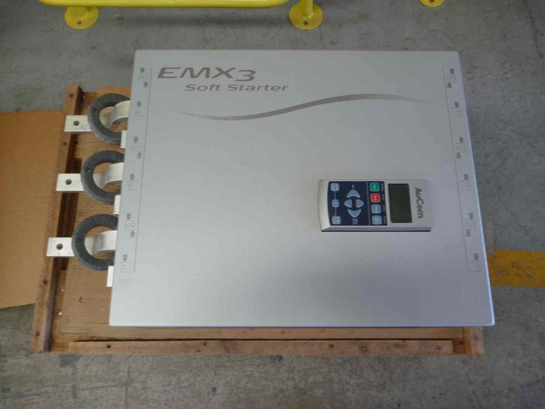 آشنایی با سافت استارتر EMX3 اوکام