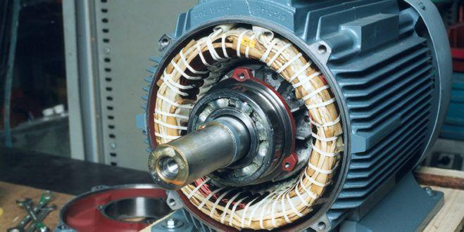 موتورهای الکتریکی