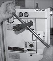 فنر شارژ مکانیکی