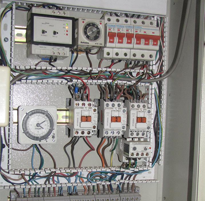 معرفی انواع تابلو برق ساختمان